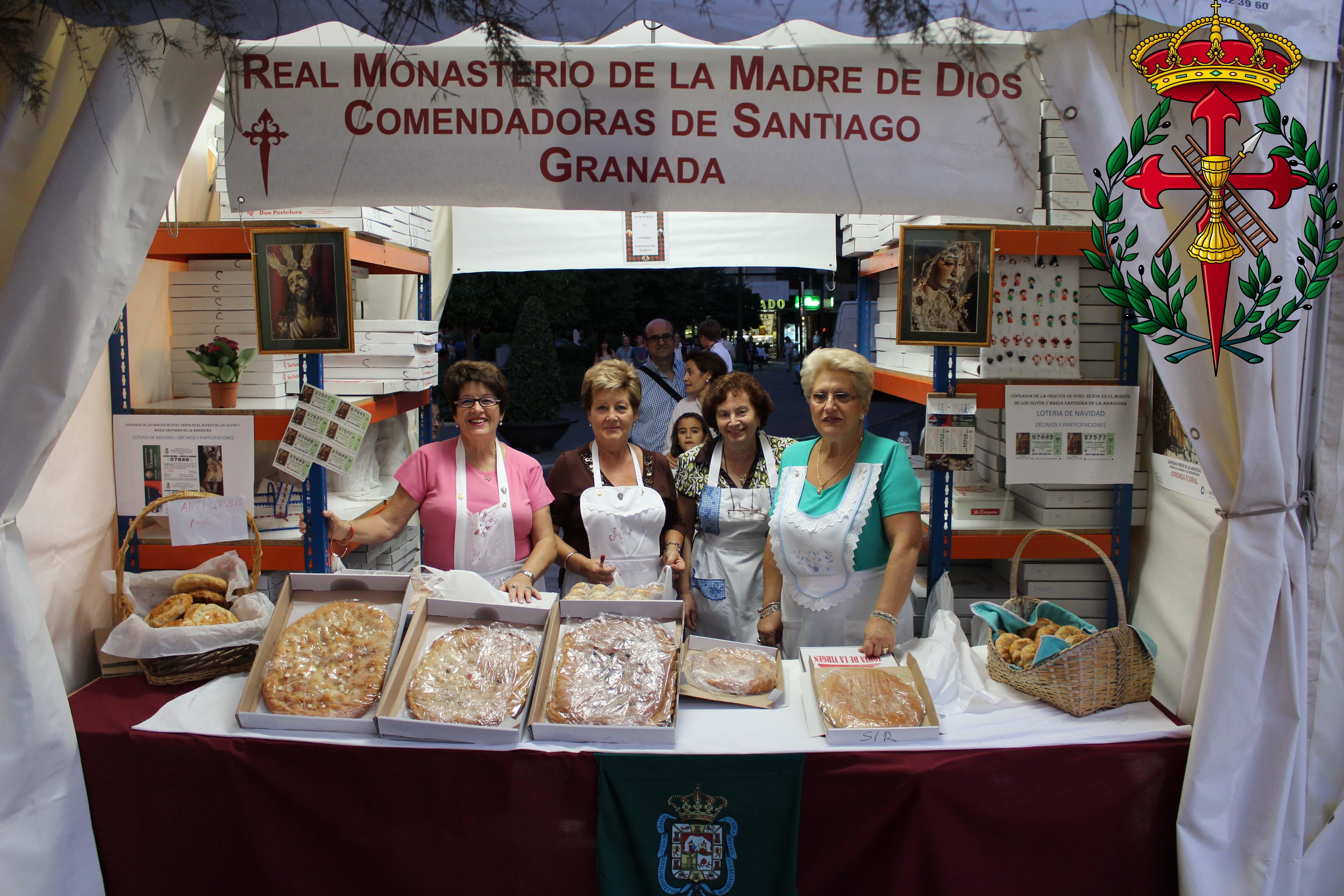 Foto puesto de tortas sept 2011