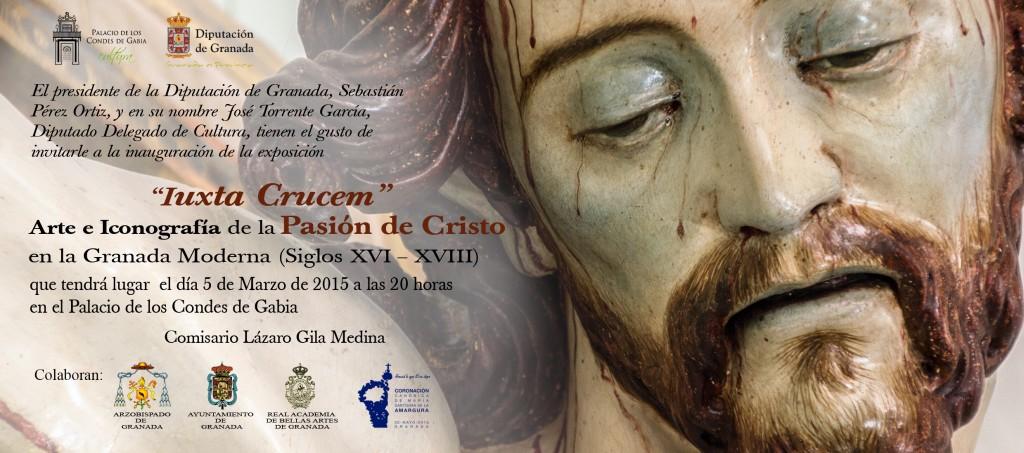CORONACION CANONICA- INVITACION EXPOSICION IUXTA CRUCEM