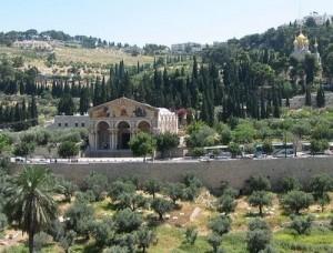 foto basilica de getsemani