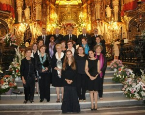 CORONACION CANONICA- Coro Santa Cecilia