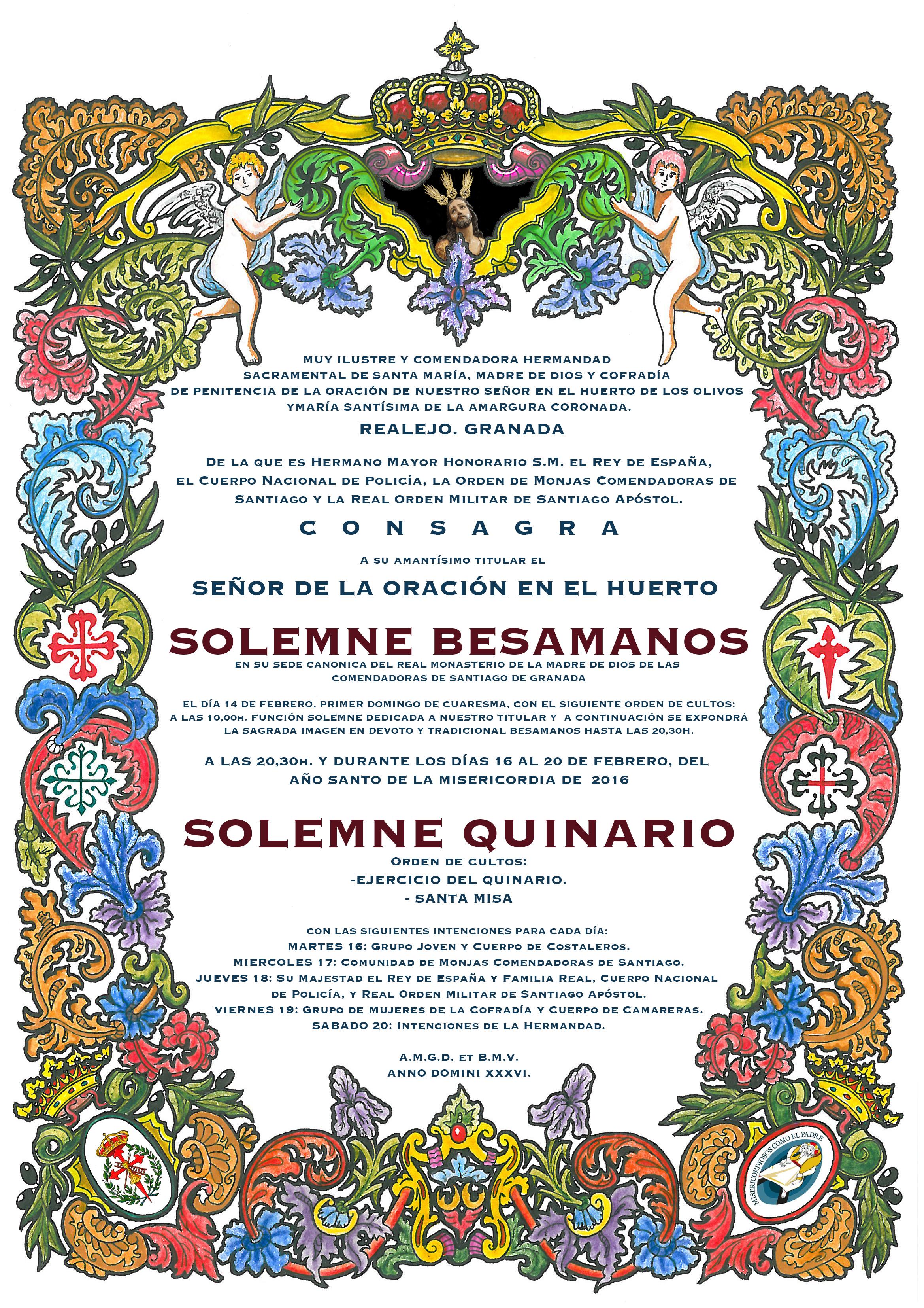 Orla Quinario 2016